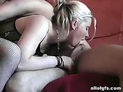 My ex gf anal ride in sleazy lingerie