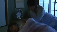 Japanese Mother seducing son