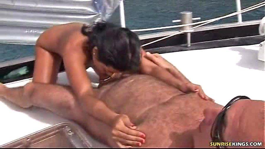 sex on a boat videos