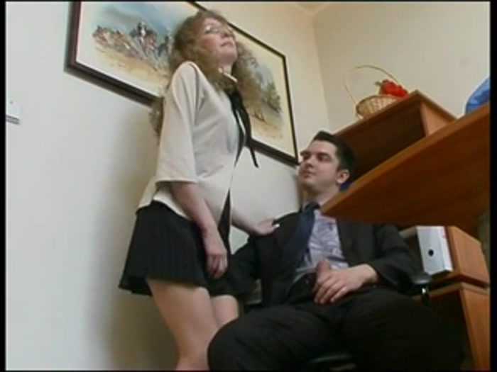 fucking the secretary: