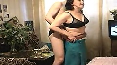 Russian mature likes young bf